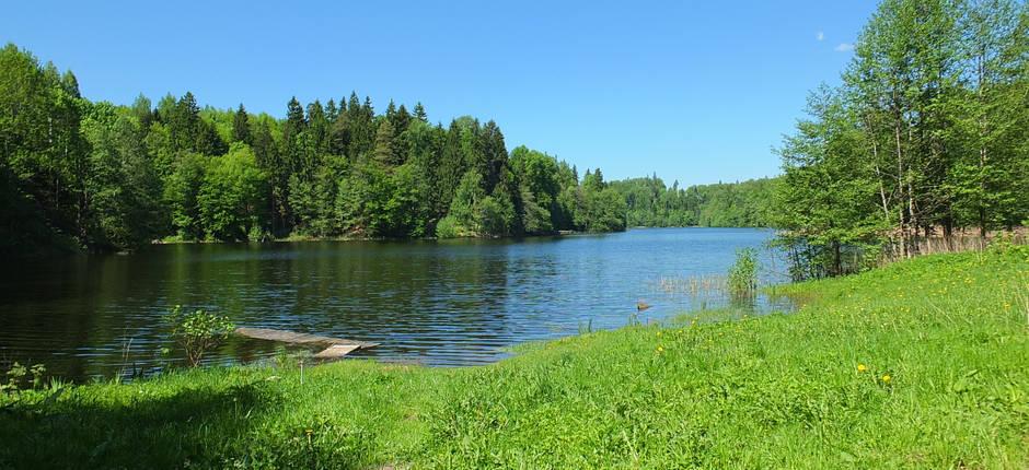 jezioro czupowskie